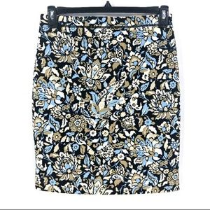 J McLaughlin Scuba Reversible Skirt